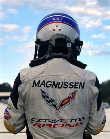 Corvette Racing C7 køredragt