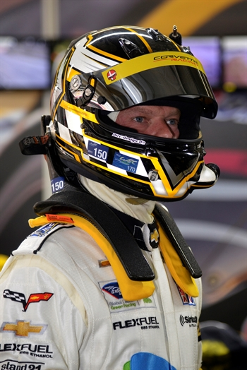 Corvette Racing C6 køredragt