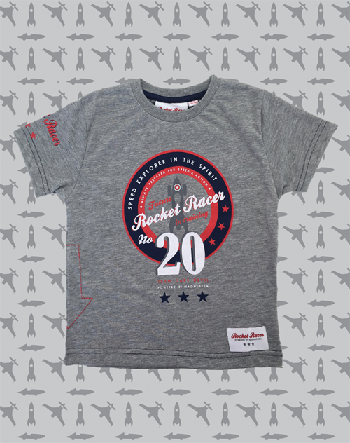 Rocket Racer T-shirt 20